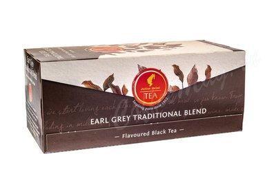Чай Julius Meinl Эрл Грей черный 25 пак.