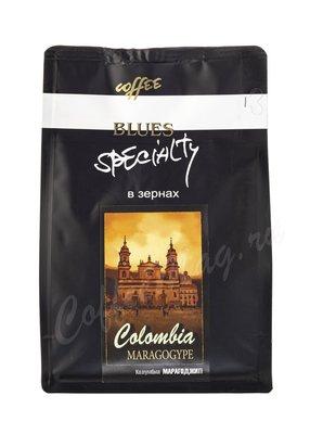 Кофе Блюз Colombia Maragogype в зернах 200 г