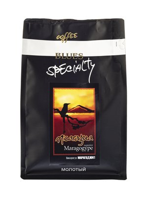Кофе Блюз молотый Nicaragua Maragogype 200 г