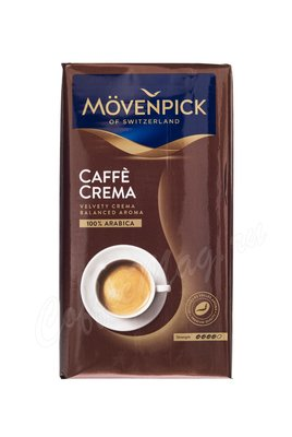 Кофе Movenpick Of Switzerland Caffe Crema молотый 500 г