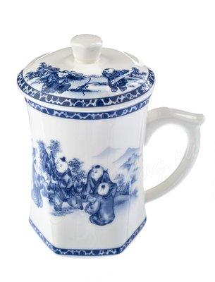 Чашка заварочная Поединок (без колбы) 400 мл