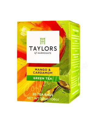 Чай Taylors of Harrogate пакетированный Манго и кардамон 20 шт