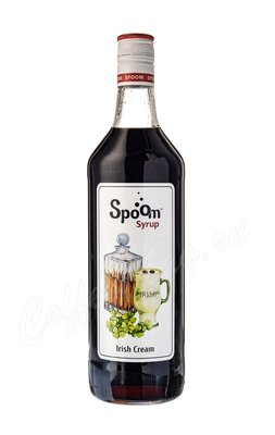 Сироп Spoom Ирландский Крем 1 л
