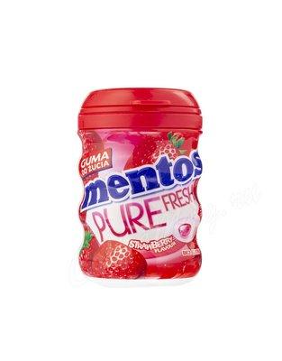 Жевательная резинка Mentos Fresh Strawberry 60 г