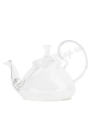 Чайник стекло Георгин 670 мл