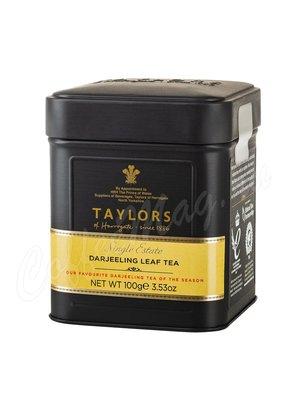 Чай Taylors of Harrogate Darjeeling Дарджилинг с единой плантации 100 г