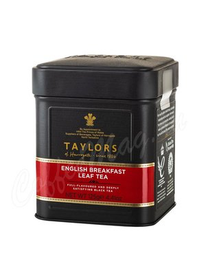 Чай Taylors of Harrogate листовой English Breakfast 125 г