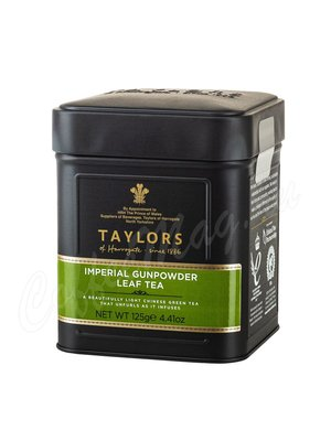 Чай Taylors of Harrogate листовой Imperial Gunpowder Имперский Порох 125 г