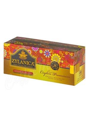 Чай Zylanica Ceylon Premium Black Tea 25 пак.