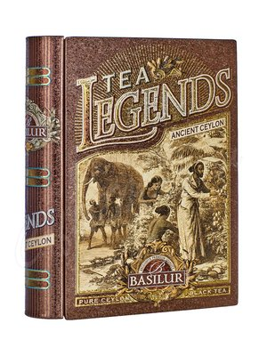 Чай Basilur Чайная книга Чайные легенды-Древний Цейлон 100 г