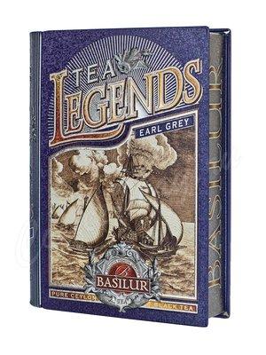 Чай Basilur Чайная книга