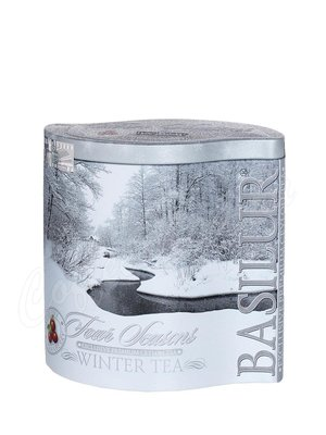Чай Basilur ВРЕМЕНА ГОДА Зимний 100 г