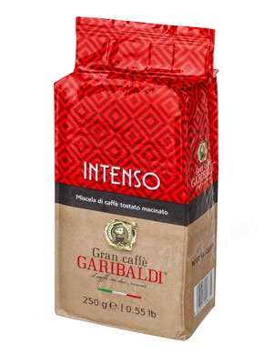 Кофе Garibaldi Intenso молотый 250 г