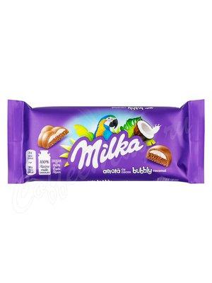 Шоколад Milka Bubbly Coconut 100 г
