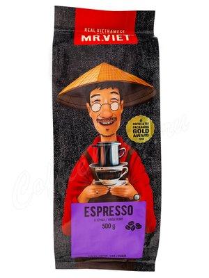 Кофе Mr Viet в зернах Эспрессо 500 г