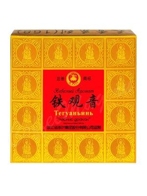 Чай Черный Дракон Небесный Аромат Тегуньинь зеленый 120 г.
