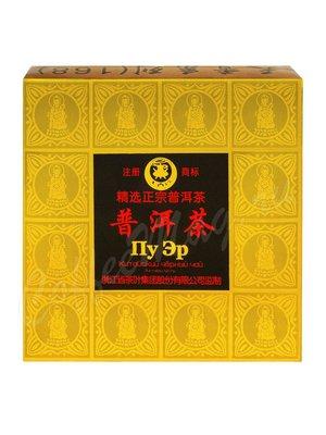 Чай Черный дракон Небесный Аромат Пуэр 120 г