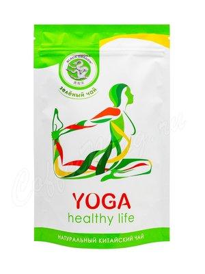 Чай Черный дракон зеленый Йога 100г