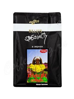 Кофе Блюз Brazil Ibairi в зернах 200 г