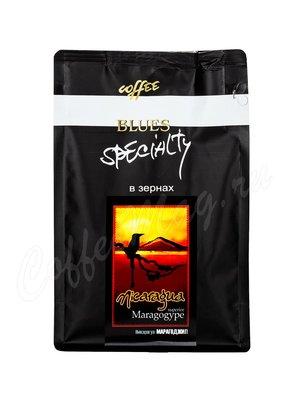 Кофе Блюз Nicaragua Maragogype в зернах 200 г