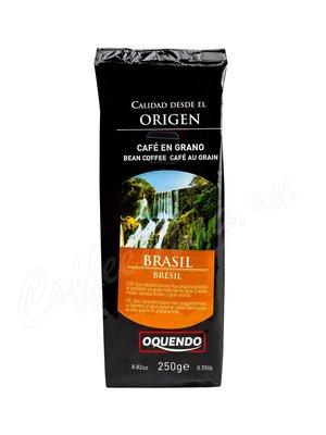 Кофе Oquendo в зернах Brasil Sara 250 г