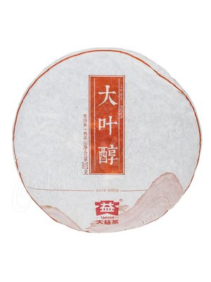 Пуэр Блин Дае Чунь (шу) 357 гр