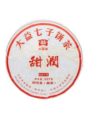 Пуэр Блин Тянь Рун (шу) 357 г