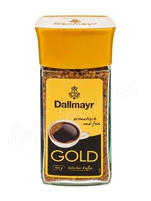 Кофе Dallmayr Gold растворимый 100 г