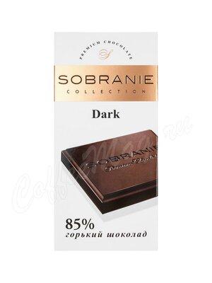 Шоколад Sobranie Горький 85% 90 г