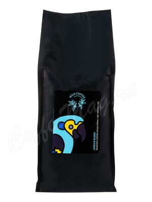 Кофе Wild Coffee Jungle Blend в зернах 1 кг