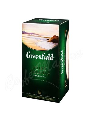 Чай Greenfield Milky Oolong молочный улун в пакетиках 25 шт.