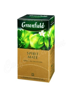 Чай Greenfield Спирит Матэ травяной в пакетиках 25 шт