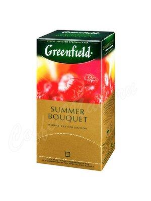 Чай Greenfield Summer Bouquet травяной в пакетиках 25 шт.