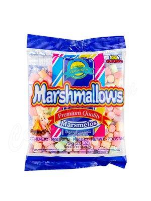 Зефир Guandy Мини Цветные Marshmallow 75 гр
