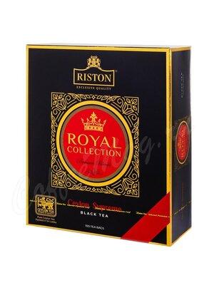 Чай Riston Ceylon Supreme черный в пакетиках 100 шт