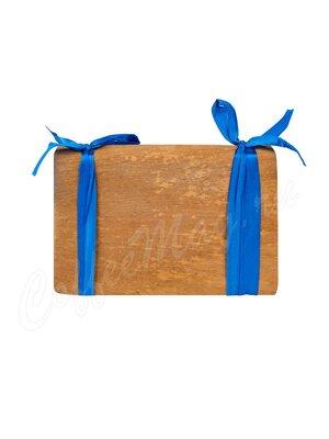 Пуэр плитка в бамбуковом листе №2 (шу) 250 г