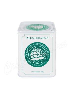 Чай Ти Тэнг Клипер Английский завтрак черный 125 г  ж.б.