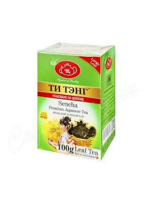 Чай Ти Тэнг Зеленый Сенча 100 г