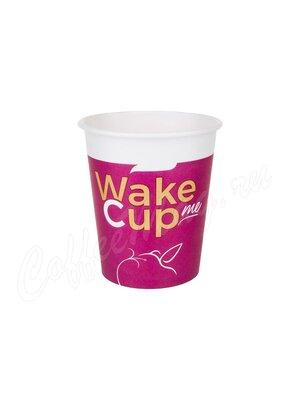 Стакан Формация однослойный, Wake Me Cup 250 мл (75 шт)
