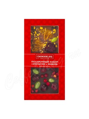 Ассорти из шоколада Chokodelika