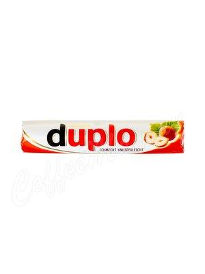 Шоколадный батончик Ferrero Duplo Einzelriegel 18,2 г