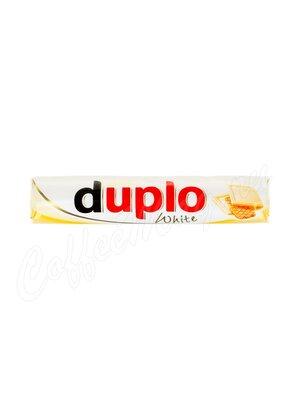 Шоколадный батончик Ferrero Duplo White Einzelriegel 18,2 г
