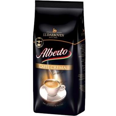 Кофе Darboven в зернах Alberto Caffe Crema 1 кг