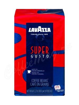 Кофе Lavazza в зернах Super Gusto 1 кг