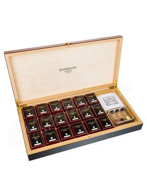 Dammann Подарочный чайный набор Кармин/Carmin 18 банок