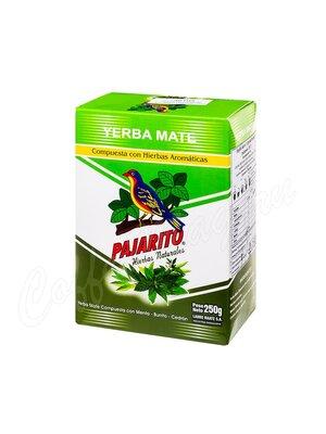 Чай Мате Йерба Pajarito Compuesta 250 г (48105)