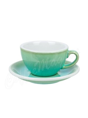 Loveramics Чашка с блюдцем Egg 200 мл салатовый