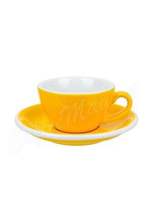 Loveramics Чашка с блюдцем Egg 150 мл желтый