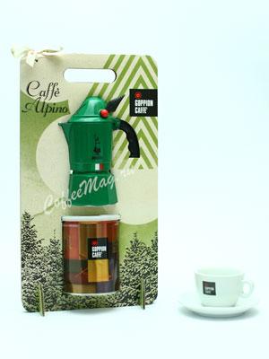 Подарочный набор Goppion Cafаe Coffeetherapy Alpina