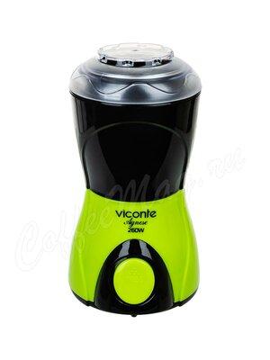 Кофемолка Viconte 3109 салатовая